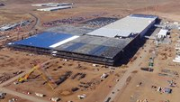 Gigafactory (Гигафабрика 1) — гигантский завод Tesla Motors