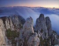 Ай-Петри. Крым (Лучше гор — только горы, на которых вы еще не бывали)
