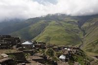 Деревня Хыналыг — затерянный образ Мачу-Пикчу (Азербайджан)