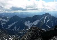 Уральские горы — между Азией и Европой