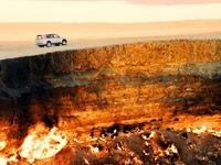 Огненные врата Туркменистана (Дарваза)