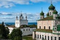 Серебряное кольцо России: продолжение лучших традиций российского туризма