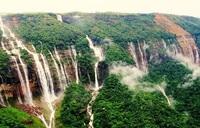 Черапунджи (Cherrapunji): дождливый регион Индии
