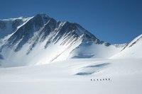 Массив Винсона — высочайшие горы Антарктиды