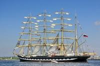 Регата парусных судов и яхт в Дании (The Tall Ship Races 2014)