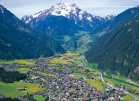 Майрхофен: горнолыжный курорт Австрии