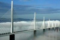 Виадук Мийо — самый высокий мост в мире