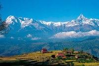 Непал — самая высокогорная страна мира