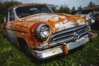 Авто-СССР: музей старых советский автомобилей (20 ФОТО)