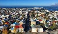 Рейкьявик — крупнейший город Исландии