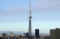 Небесное дерево Токио (Tokyo Sky Tree)