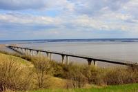 Топ 10 самых длинных мостов России