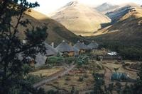 Лесото — высокогорное государство Африки