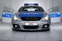 Самые быстрые полицейские машины в мире