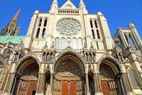 Кафедральный собор Нотр-Дам-де-Шартр