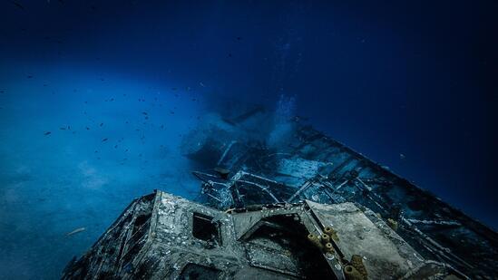 8 самых невероятных затонувших кораблей