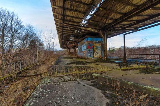 9 заброшенных мест в Берлине, которые вы должны посетить