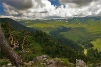 Лаго-Наки: живописный район Северного Кавказа