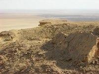 Каттара — безводная впадина-пустыня на севере Египта