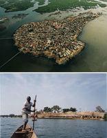 Водные миры: Топ 15 плавающих на воде городов и деревень в мире