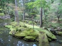 Сад Saiho-ji в Киото