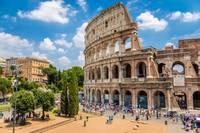 Рим, Италия — вечный город