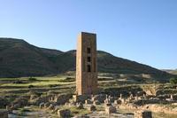 Крепость Аль-Кала в городе Бени-Хаммад