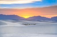 Страна снежных песков: Уайт Сэндс Десерт