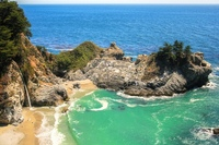 Заповедник Пойнт Лобос (Point Lobos, California)