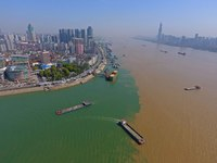 Янцзы — самая длинная река Азии