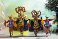 Карнавал в Оруро (Carnaval de Oruro)