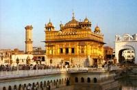 Золотой Храм Индии