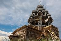 Церковь Преображения, Кижи, Карелия