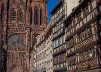 Страсбургский собор (Cathedrale de Strasbourg), Франция