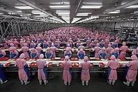 Рабочие будни китайцев