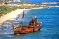 Коллекция разрушенных и старых кораблей 2-часть (ФОТО)
