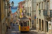 Лиссабон — столица Португалии