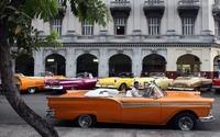 Кубинские ретро машины (20 ФОТО)
