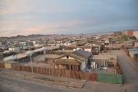 Баянхонгор, живописный город Монголии