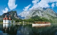 Кёнигзее: чистейшее озеро Германии