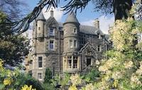 Замок Нок, Шотландия (Knock Castle)