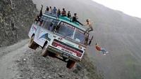 10 самых опасных дорог мира