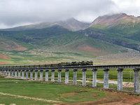 Цинхай-Тибетская железнодорожная магистраль