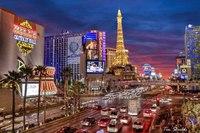 Лас-Вегас — мировая столица казино