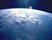 Земля из космоса в HD формате под релаксирующую музыку