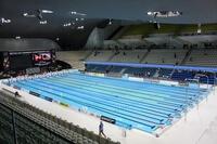 Олимпийский бассейн Лондона (Olympic Pool in London)