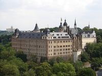 Немецкий замок Альтенбург (Schloss Altenburg)