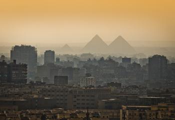 Каир — крупнейший город Африканского и Арабского мира