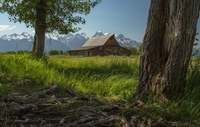 Национальный парк Гранд-Титон (США) (Grand Teton National Park)