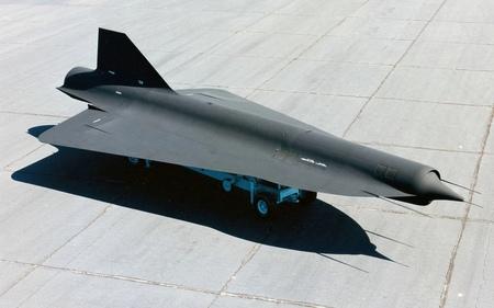 D-21 — первый сверхзвуковой шпионский беспилотник США